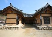 김상진가옥 정면